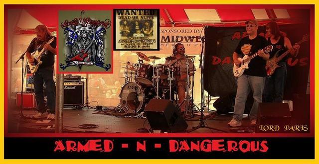 Armed -N- Dangerous